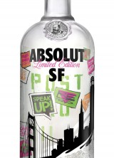 Absolut SF – Limited Edition Vodka Dedicated To San Francisco