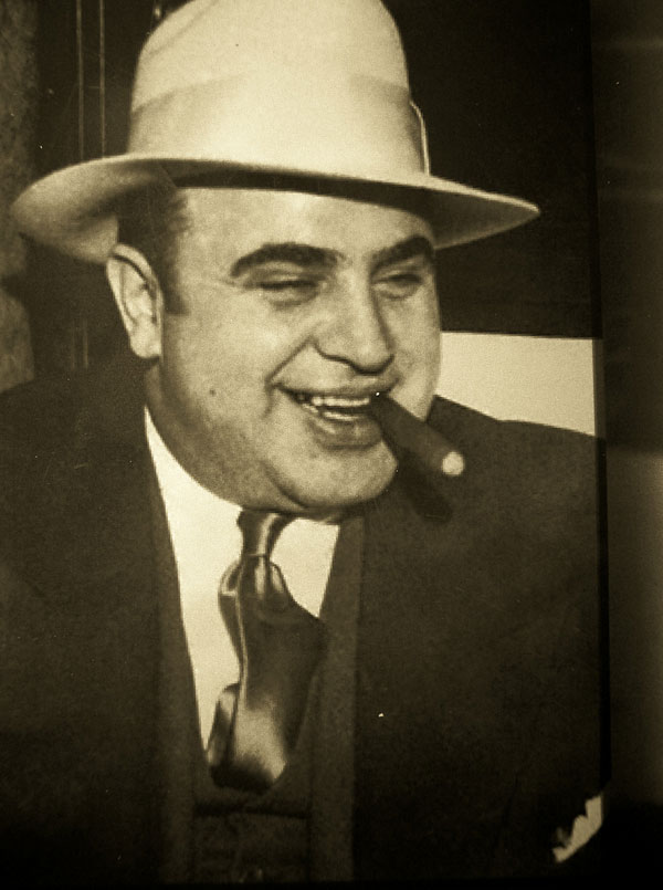 Al Capone's Gun Goes Under the Hammer