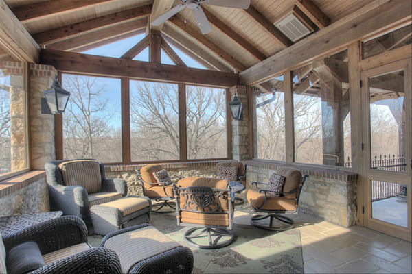 Tuscan-style Home in Leawood for Sale at $4 million