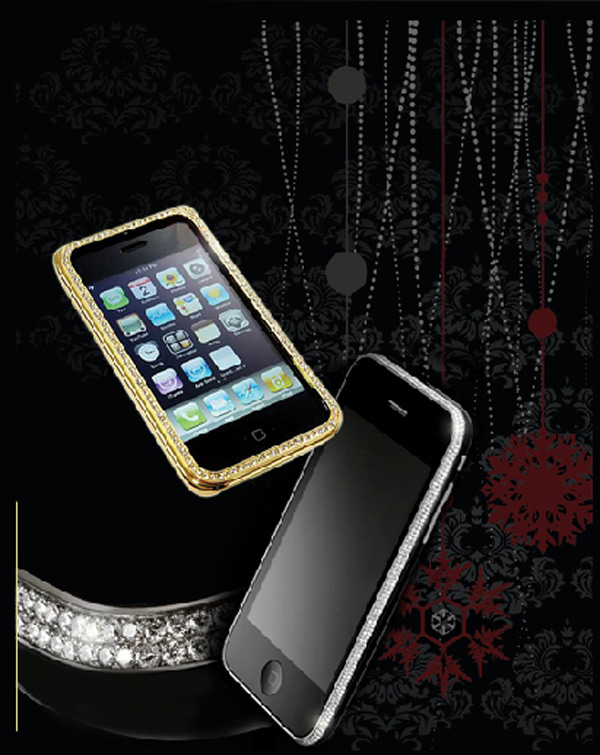Anita Tan's The All Diamonds iPhone