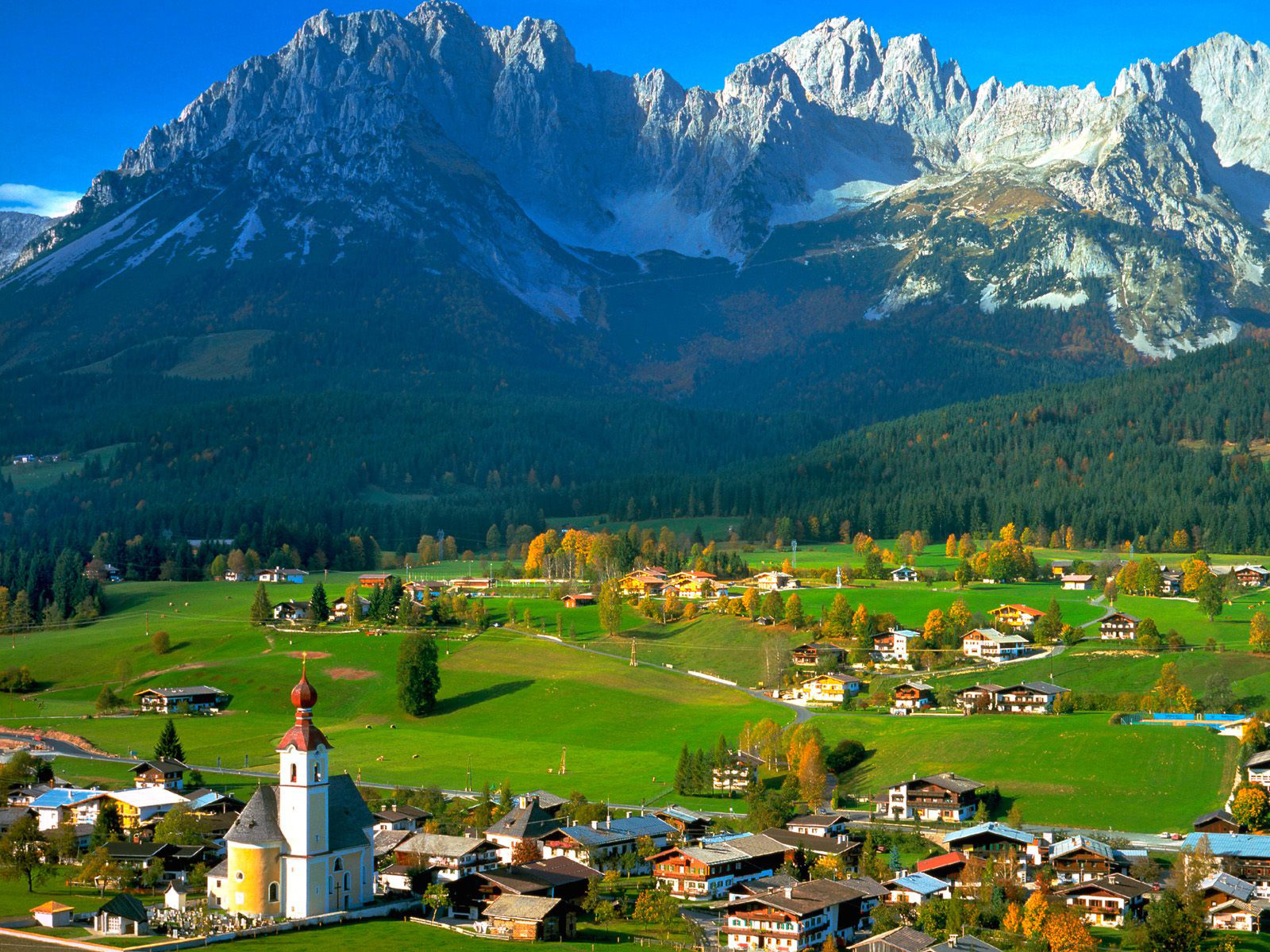 Two Mountain Peaks in Austrian Alps for Just $175,000