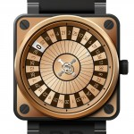 Try Your Luck With Bell & Ross BR01 Casino Pink Gold Watch