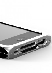 Hagardzon Titanium iPhone Case - As High-tech as the iPhone Inside
