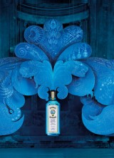 Bombay Sapphire 75,000 Crystal Imagination Installation