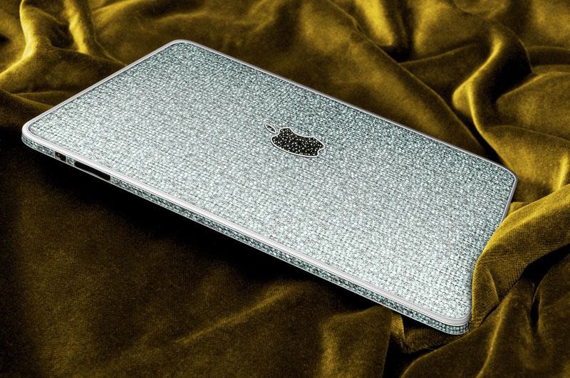 Diamond-encrusted iPad from Camael Diamonds