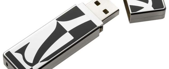 Cartier Logotype Decor USB Key