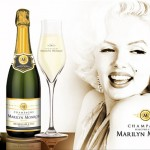 Champagne Marilyn Monroe Premier Cru Brut In Honor Of Hollywood Legends