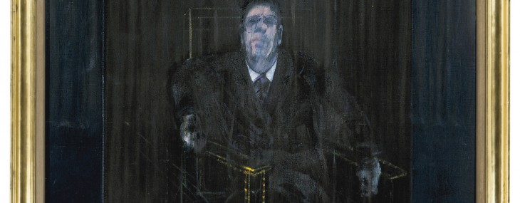 Francis Bacon's Study for a Portrait