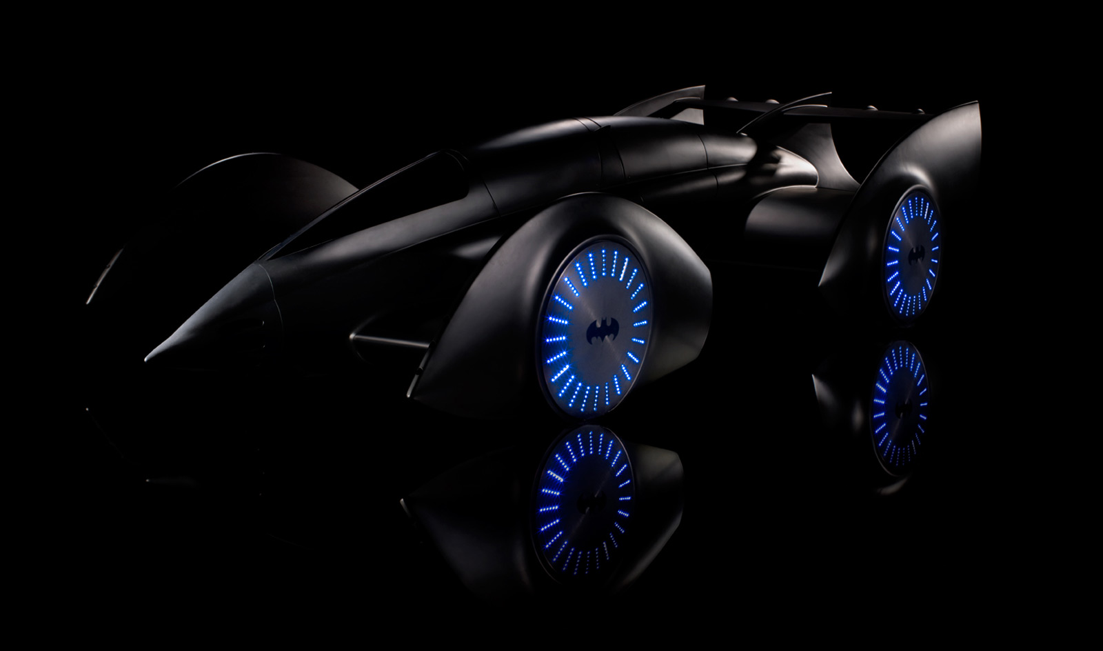 New Batman's Car – Formula One-inspired Batmobile