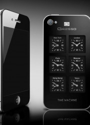 iPhone 4 Time Machine from Gresso