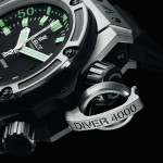 Hublot Oceanographic 4000 Diver Watch with 4,000 meters Water Resistance
