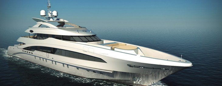 Ice Angel - Hessen Yachts' New 50-meter Luxury Yacht
