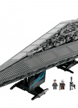 Lego Super Star Destroyer Executor Landing In September