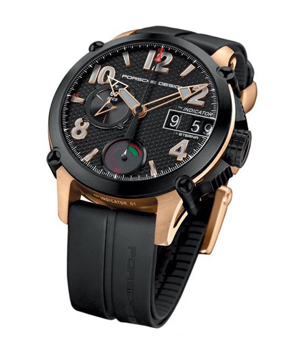 Limited Edition Porsche Design Indicator Watch