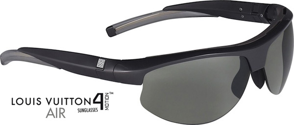 Louis Vuiton 4Motion Air Sunglasses