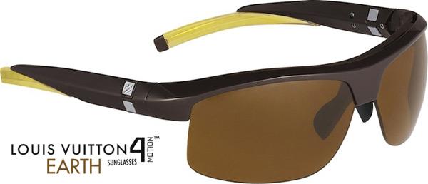 Louis Vuiton 4Motion Earth Sunglasses