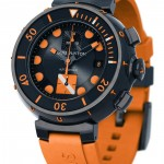 Louis Vuitton Tambour Diver Chronograph for Only Watch 2011 Charity Auction