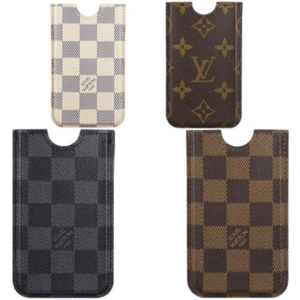 Finally &#8211; Louis Vuitton iPhone 4 Cases