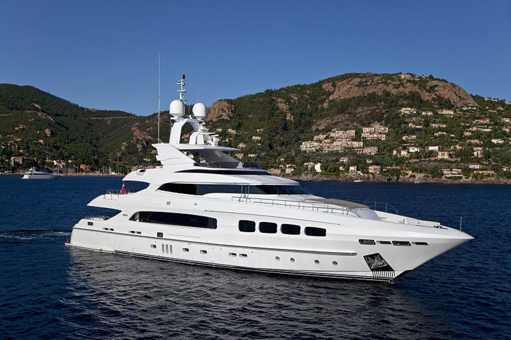 Motor Yacht Manifiq