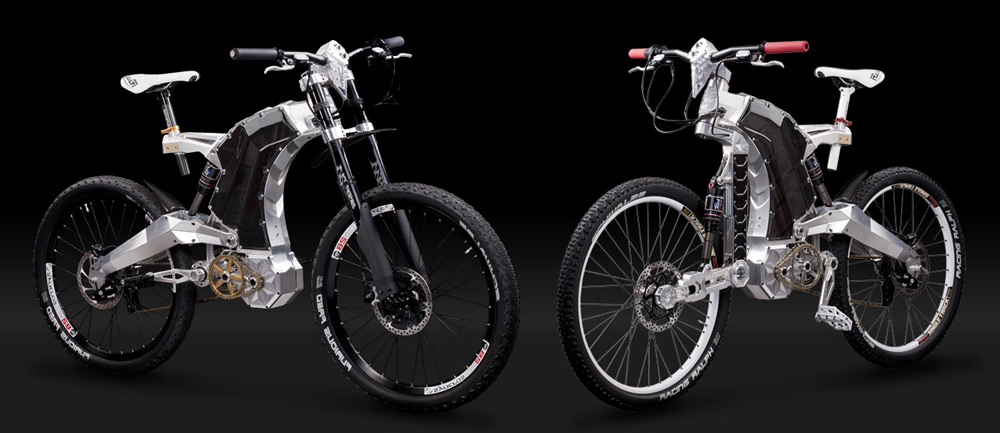 Electric Bike - M55 Terminus