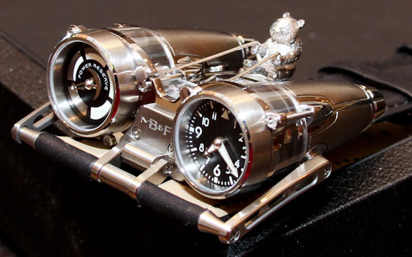 MB&F HM4 Only Watch 2011