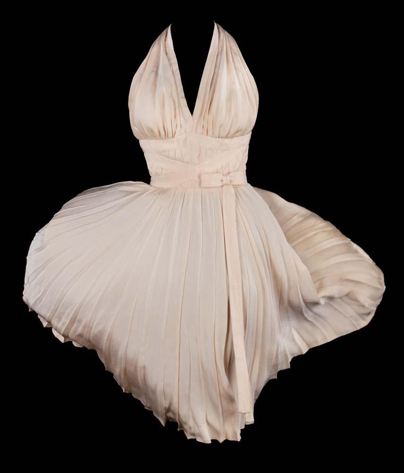 Marilyn Monroe's Dress from The Seven Year Itch