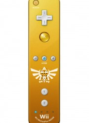Nintendo's Gold Wiimote To Celebrate 25th Anniversary Of The Legend Of Zelda