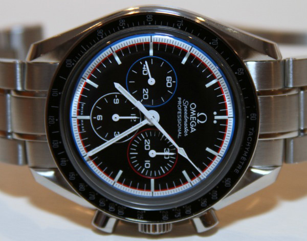 "Omega Speedmaster Moonwatch ""Apollo 15"" 40th Anniversary Limited Edition"