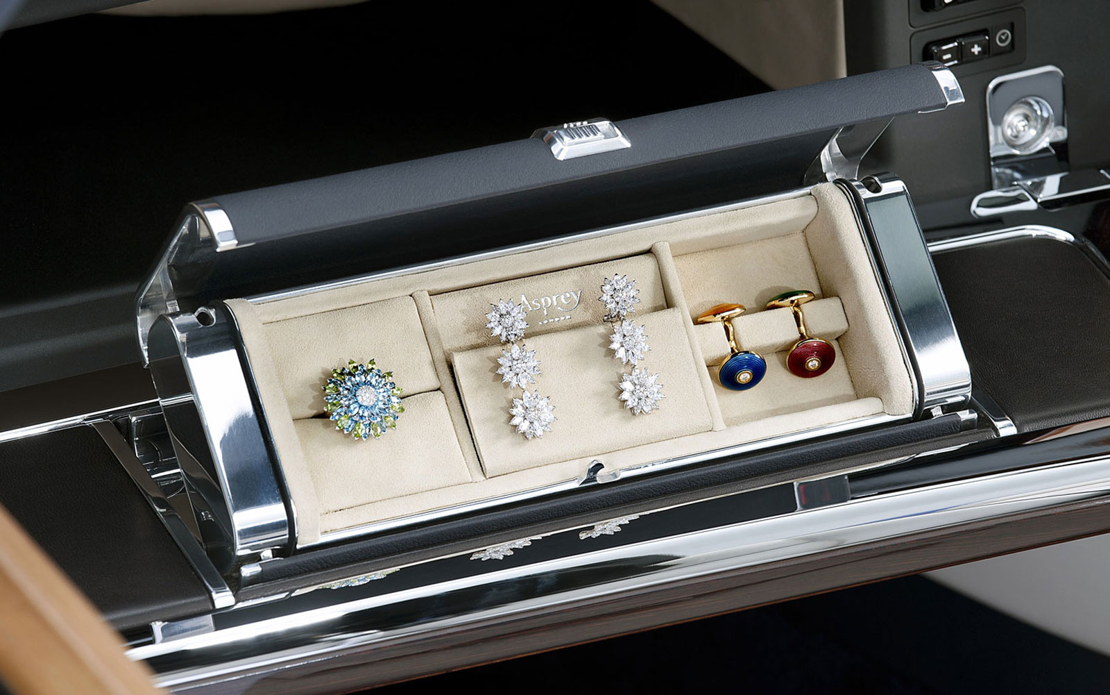 Rolls Royce Presents Masterpiece London 2011 Phantom Drophead Coupe