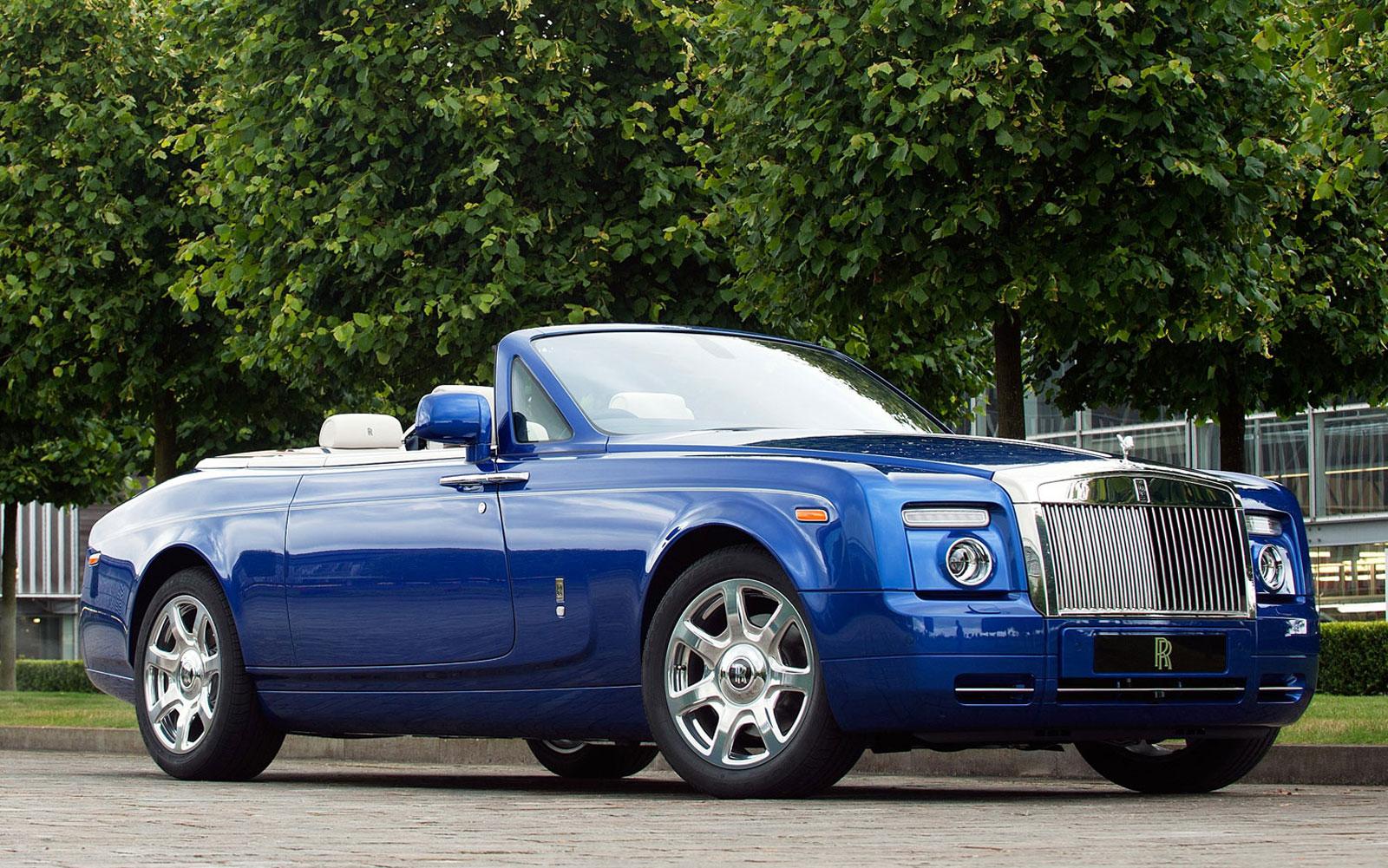 Rolls Royce Presents Masterpiece London 2011 Phantom