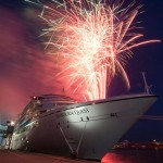 Seabourn Quest Dazzling Debut In Barcelona