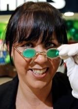 $200,000 Emerald Sunglasses For A Richer World View
