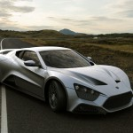 Special Edition Zenvo ST-1 50S Supercar Exclusively for the North American Market