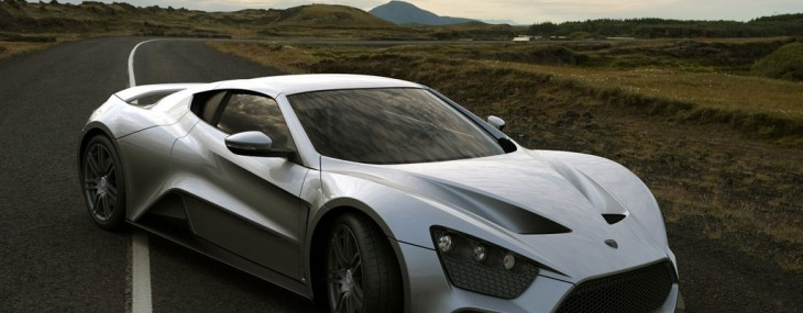 Special Edition Zenvo ST-1 50S