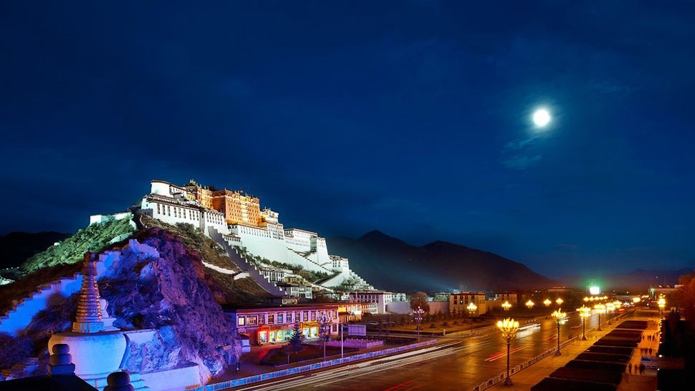 St. Regis Lhasa - Tibet's First Five-Star Hotel