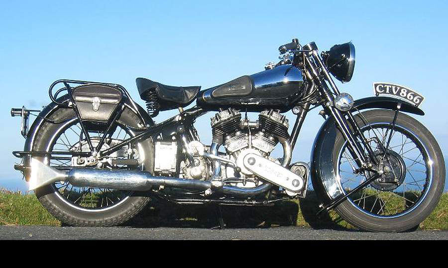 World's First Production Bentley and Steve McQueen's Brough Superior up for Auction