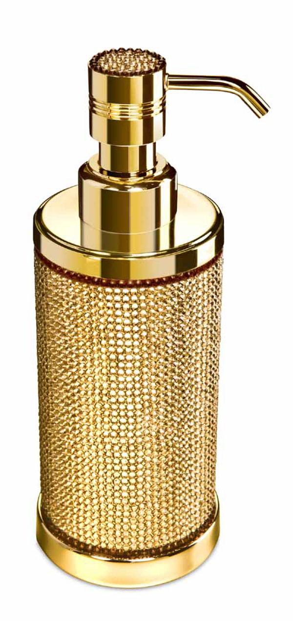 Swarovski Gel Dispenser from Bathline Sensations