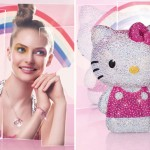 $14,500 Hello Kitty Jewel Doll Encrusted With Swarovski Crystals