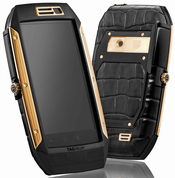 Tag Heuer Gives Feeling Of Luxury With New Link Smartphone
