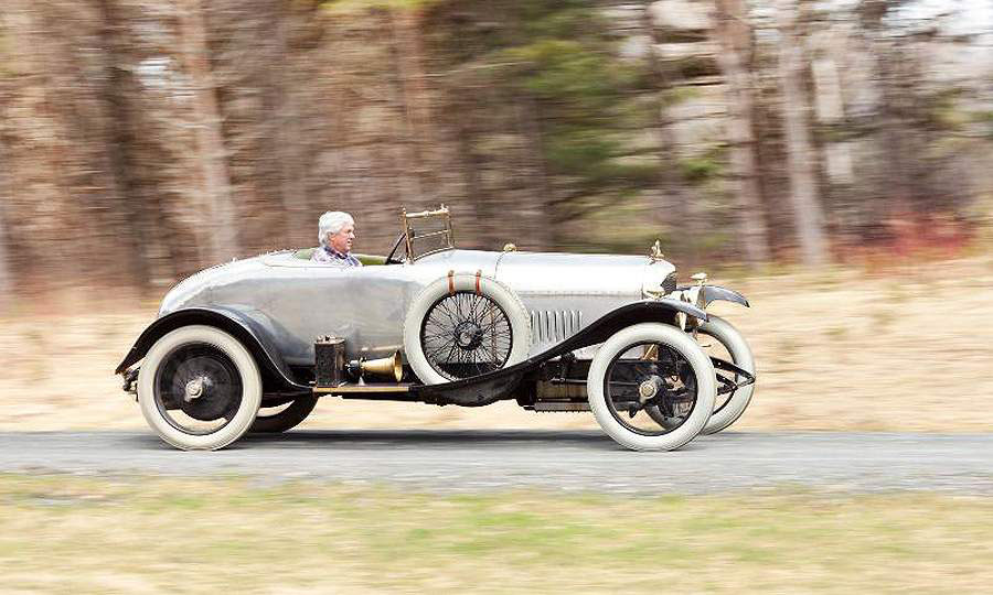 1921 Bentley 3-liter, chassis No. 3