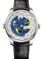 The Girard-Perregaux ww.tc Enamel John Harrison Watch – Limited Edition
