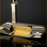 The Golden Putter – Most Exclusive Golf Putter