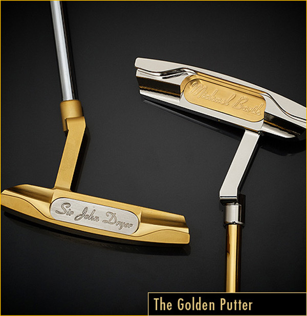 The Golden Putter - Putter