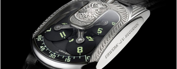 Urwerk UR-103 Phoenix for Only Watch 2011