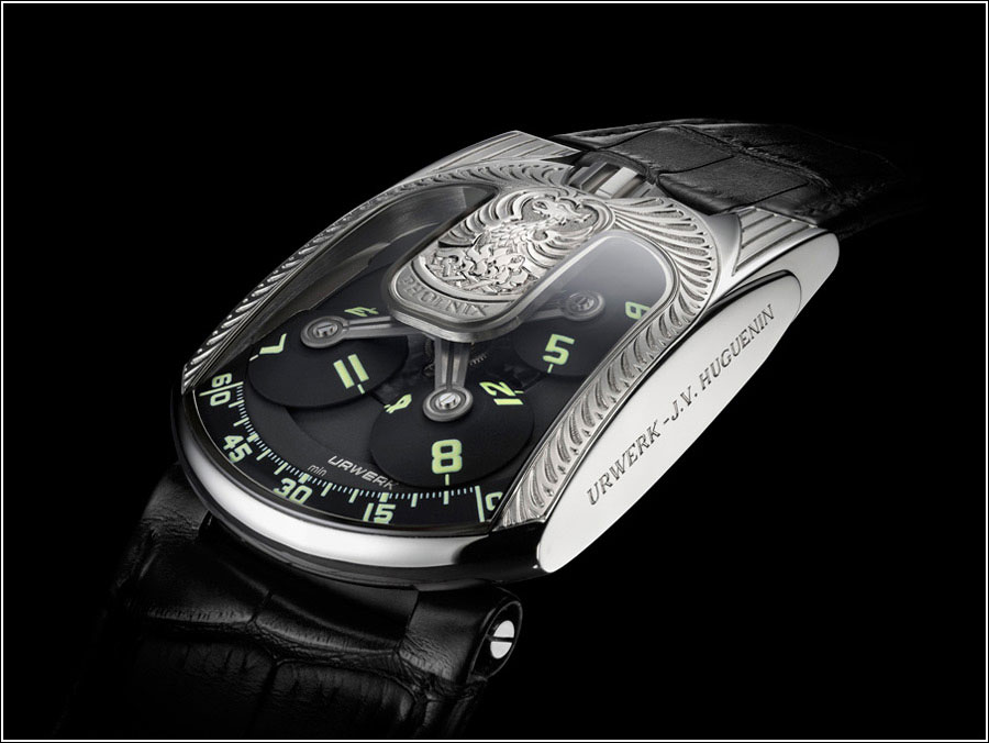 Urwerk UR-103 Phoenix for Only Watch 2011