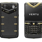 New Vertu Constellation Quest Carbon Fibre Luxury Phone