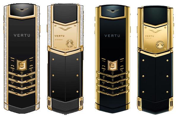 Vertu's Signature Precious Series