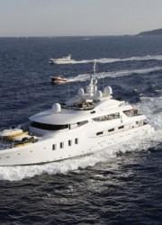 Nereids' Azteca II Luxury Superyacht
