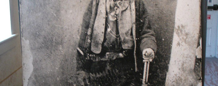 Rare Billy the Kid Photograph