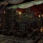 Pirates of the Caribbean Home Theater by Elite Home Theater Seating